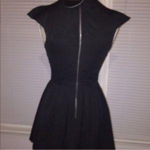 esther Dresses - Black textured cocktail dress - LBD 🌟HP🌟